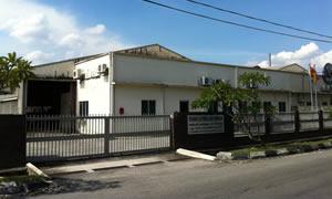 マブチマレーシア事業所の画像