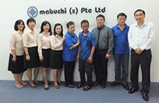 マブチシンガポール事業所の画像