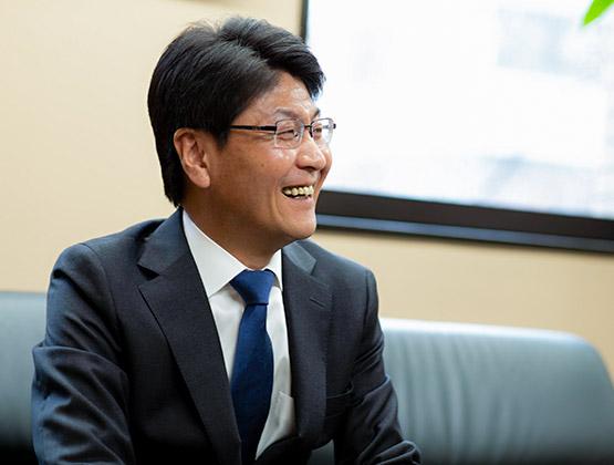 代表取締役社長 坂本 幹夫